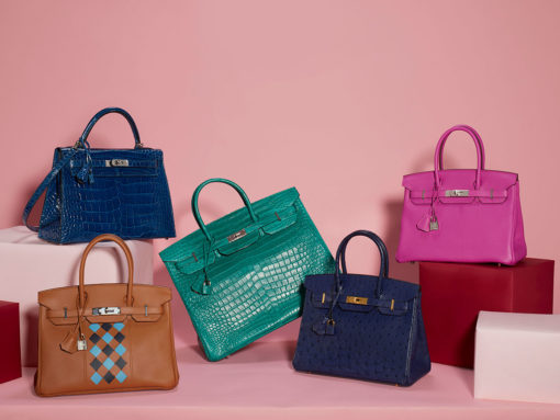 Christie's Handbags X Hype Auction Pairs Collectible Bags and Skateboards