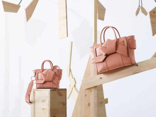 Mulberry Unveils a Capsule Collection With Acne Studios