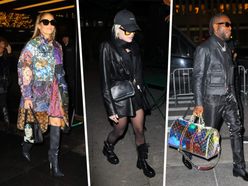 Celebs Dazzle Us with Colorful Coach and Louis Vuitton, and Crazy Inexpensive Staud