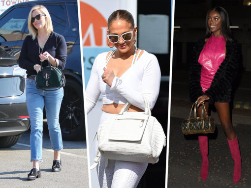 This Week, Celebs Opt for Jimmy Choo, Max Mara and Louis Vuitton