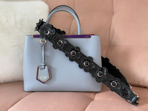 Purseonals: The Fendi Petite 2Jours Leather Shopper