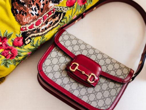 The Many Celebrities and Influencers with Their Gucci 1955 Horsebit Bags