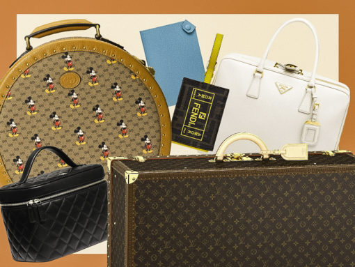 The Most Luxurious Luggage Online Right Now