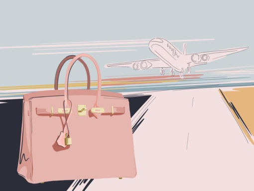 Traveling with Your Hermès Bag