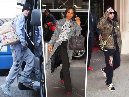Celebs Make Their Way to Paris with Louis Vuitton