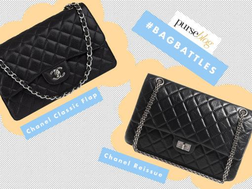 Bag Battles: Chanel Classic Flap vs Chanel Reissue