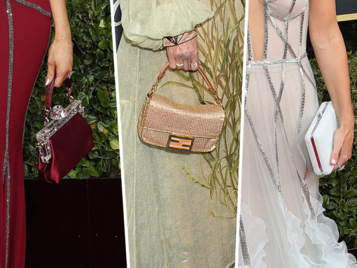 The Golden Globes Deliver Judith Leiber, Jimmy Choo and Fendi
