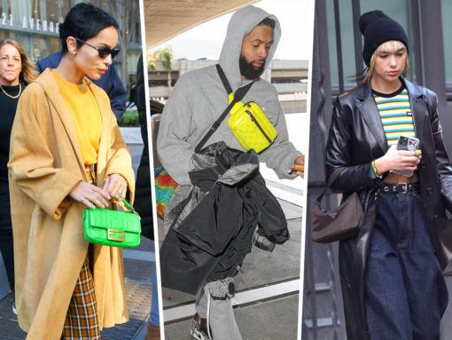 Celebs Take Fendi, Gucci and Prada to All the World's Fashion Weeks