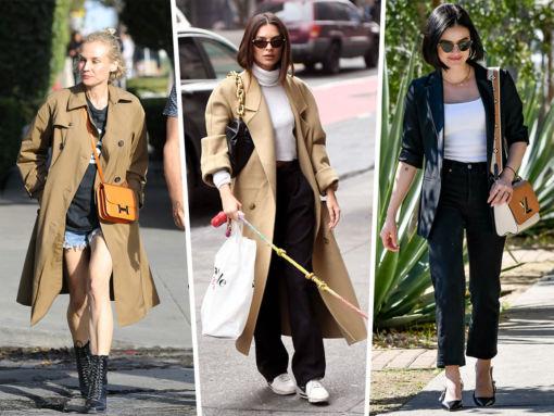 Celebs Carry Dior, Saint Laurent and Bottega Veneta to PFW and Beyond