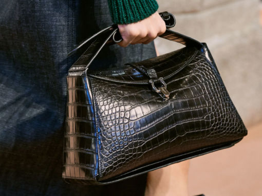At Ferragamo, It's All About Sleek, Structured Silhouettes for Fall 2020