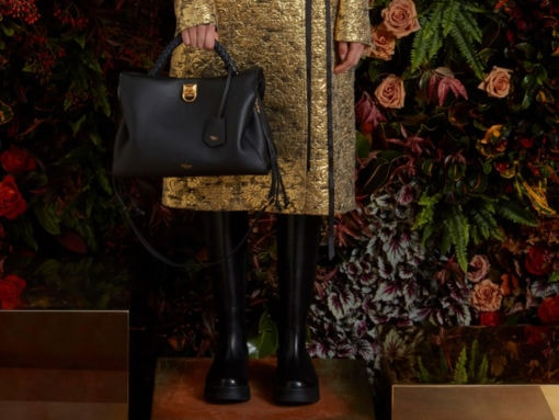 For Fall 2020 Mulberry Emphasizes the Importance of Sustainability