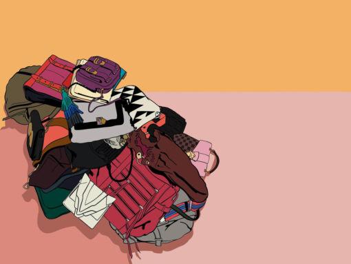 Real Talk: I Take It Back, I Own Too Many Bags