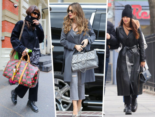 This Might Be the Last Batch of Celebrity Bag Content for Awhile…