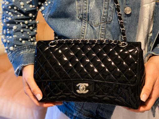 Review: Chanel Medium Secret Label Flap Bag