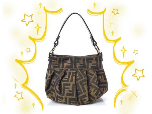 I Just Can't Stop Dreaming About This  Little Vintage Fendi Bag