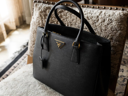 Handbag History: The Prada Galleria