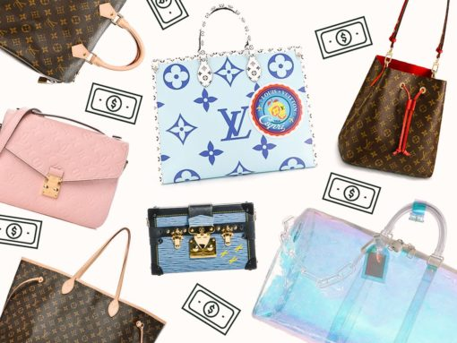 How Much Popular Louis Vuitton Bags Sell For on the Resale Market