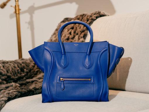 Mini Review: Céline Luggage Tote