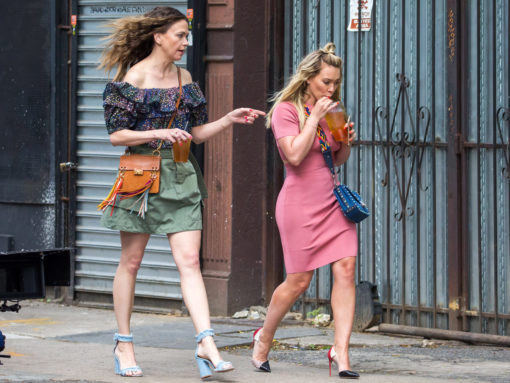 The Best Television Shows for Handbag Watching in Quarantine