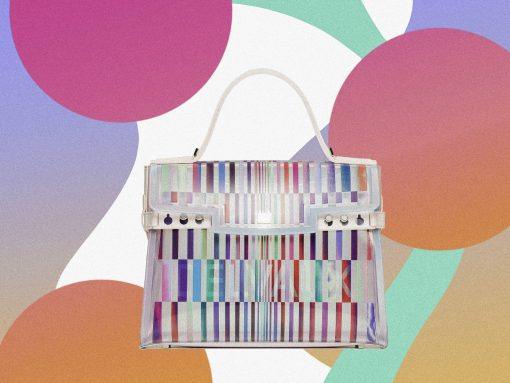 Introducing the Eye Catcher Bag By Delvaux