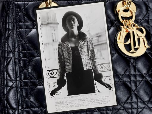 The History of the Lady Dior Bag