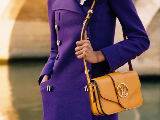 Introducing: the Louis Vuitton Pont 9 Bag