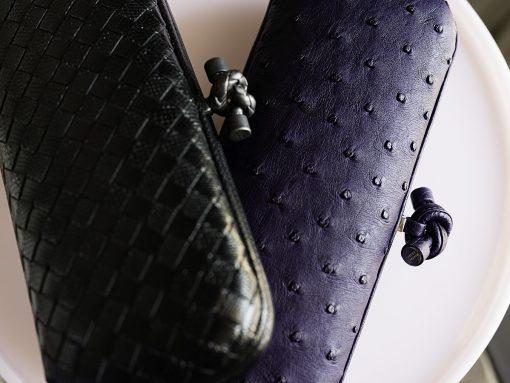 Mini Review: Bottega Veneta Special Order Knot Clutches