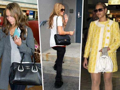 Throwback Thursday: Stars and Their Chanel Bags