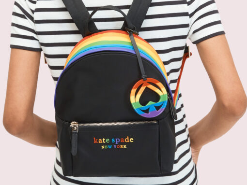 Celebrate Pride Month With These Rainbow Purses