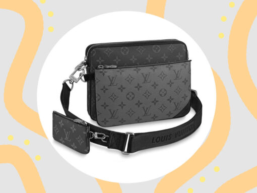 Louis Vuitton Just Released a Men's Version of Its Wildly Popular Multi Pochette
