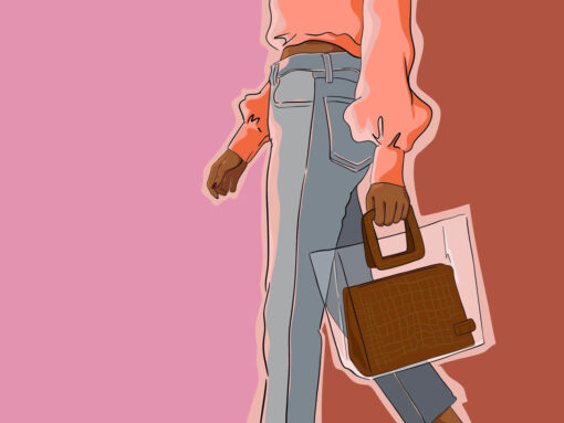 An Ode to the Purse in These Strange, Bag-Less Times