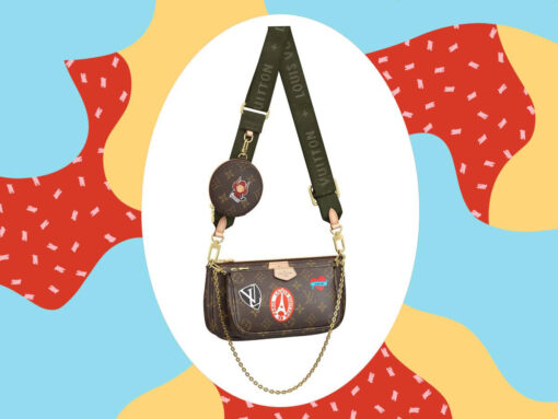 You Can Now Customize Louis Vuitton's Coveted Multi Pochette Accessoires