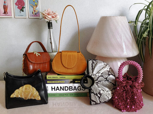 A Roundup of the Indie Bags I'm Loving Right Now