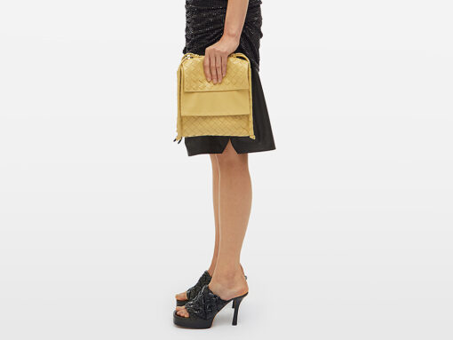 This Bottega Veneta Bag is Giving Me Major Vintage Vibes and I Can't Get Enough
