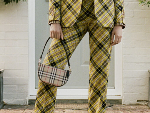 Burberry's Resort 2021 Bags Showcase the Brand's Rich Heritage