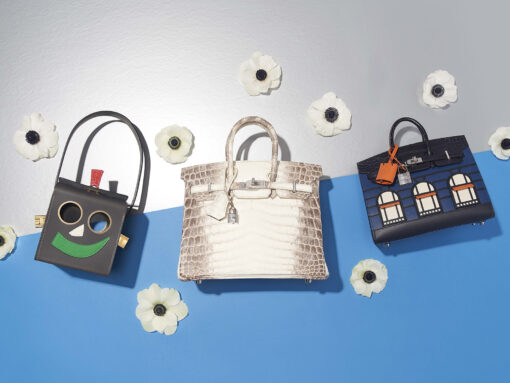 Some of the Most Beautiful and Rare Bags Are Part of Christie's Summer in the City Auction
