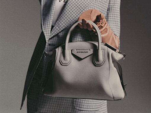 Introducing the Givenchy Antigona Soft