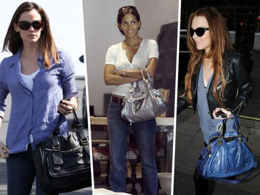 Throwback Thursday: Stars and Their Chloé Bags