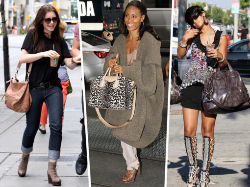 Throwback Thursday: Stars and Their Givenchy Bags