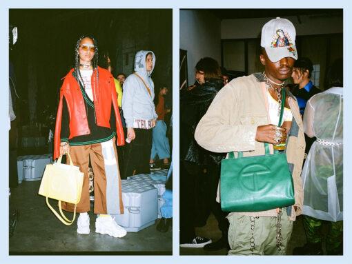A Look Into the Hottest Handbag Right Now: The Telfar Shopping Bag