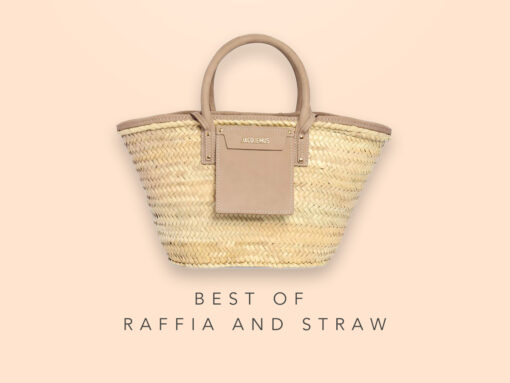 The 15 Best Raffia and Straw Bags to Extend Those Summer Vibes