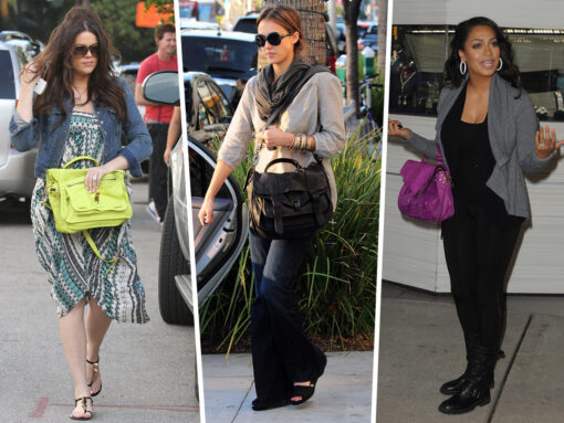 Throwback Thursday: Celebs and Their Proenza Schouler PS1  Bags