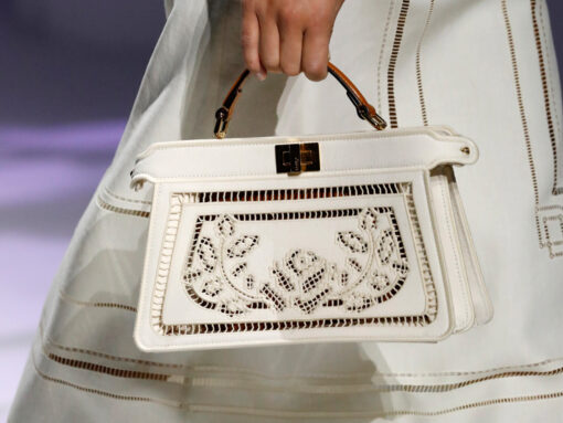 All the Beautiful Bags From Fendi's Spring 2021 Runway Show