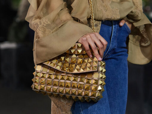 Valentino Continues to Focus On Details With Its Spring 2021 Bags