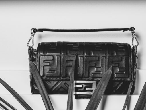 Fendi Celebrated the Fendi Baguette on National Handbag Day