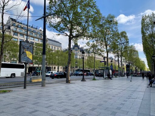 A Masked Market: How COVID-19 Has Affected the Luxury Shopping Experience in Paris