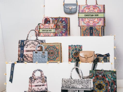These Dior Cruise Bags Top My Holiday Wish List