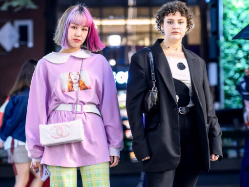 The Best Street Style Bags Spotted at Tokyo Fashion Week