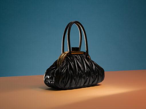 The Miu Belle Bag Features the Best Elements of Miu Miu's DNA