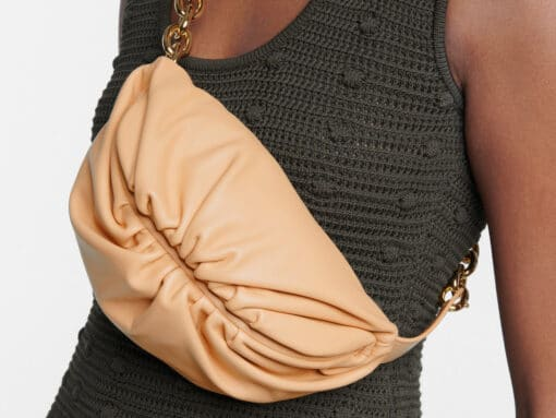 Bottega Veneta Just Released Its Ever-Popular The Pouch as a Belt Bag